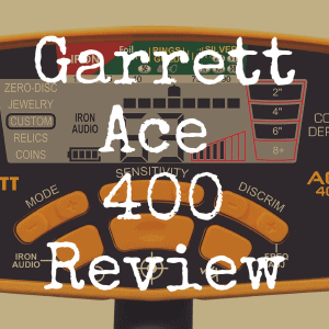 Garrett Ace 400 review