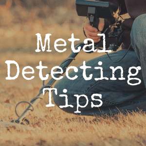 Metal Detecting Tips & Tricks for Beginner Detectorists