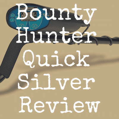 Bounty Hunter Quick Silver review
