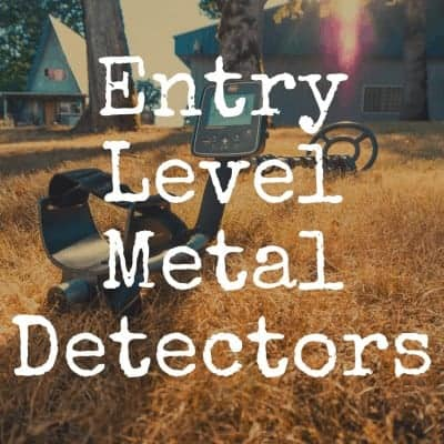 What's the Best Entry Level Metal Detector?