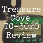 Treasure Cove TC-3020 review