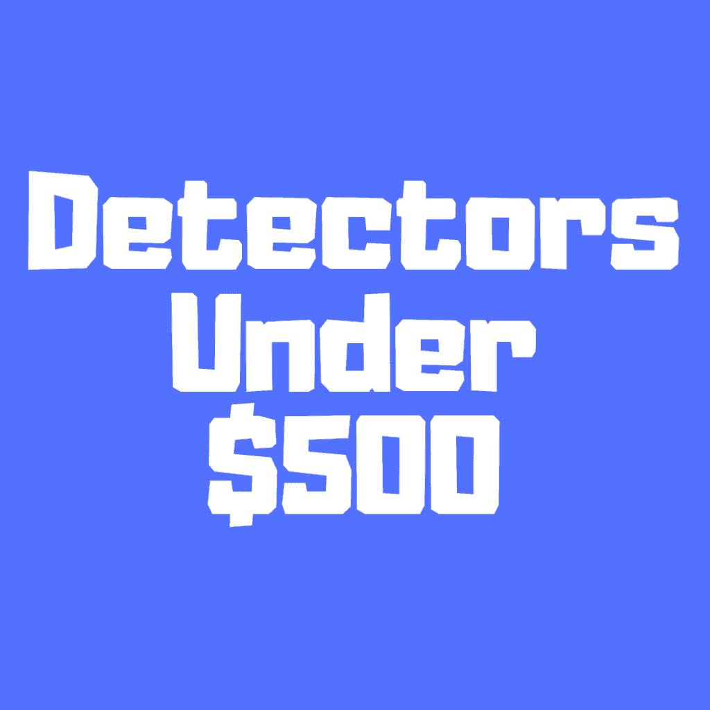 Discover some of the best metal detectors under $500 on the market!