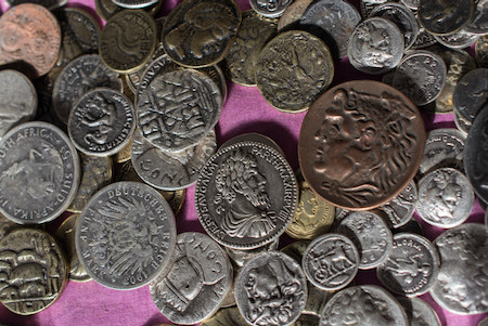 Metal detecting for coins can be an exciting adventure