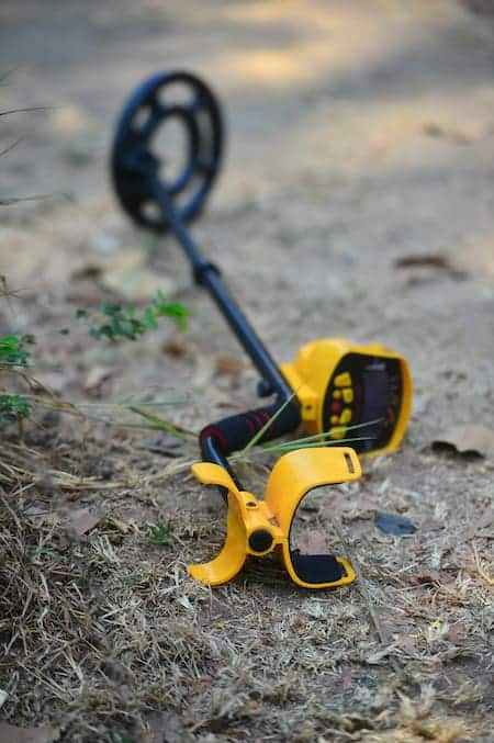 Are you ready to use your metal detector in trashy areas?
